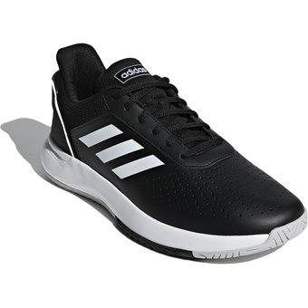Zapatillas Courtsmash Negro adidas | adidas Peru