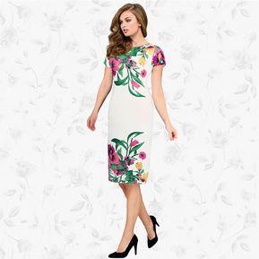 5d21c262b Vestido de calidad superior de la oficina del trabajo del resorte 2017 de  las mujeres-