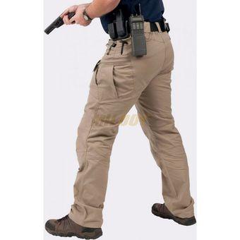 cupón de descuento modelos de gran variedad nuevo autentico Pantalón Tactico Militar Urbano Outdoor - Color Negro
