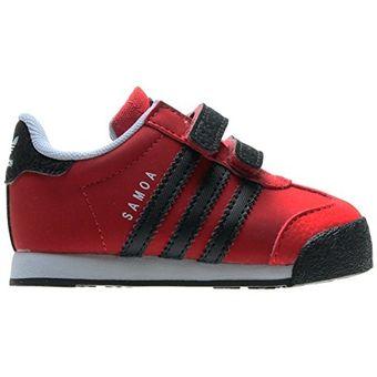 adidas zapatillas para niños Adidas Originals Samoa rojo