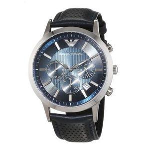 05e46a43ea3e Reloj Análogo marca Armani Modelo  AR2473 color Azul   Negro para Caballero