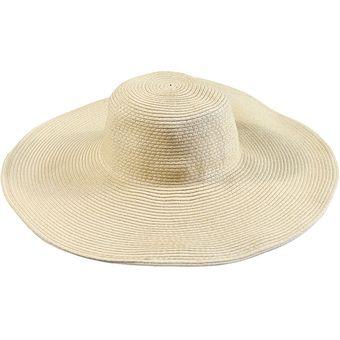 439daa30625e5 E-Thinker Sombrero Para El Sol Para Playa Sombrero Grande Gorra-Caqui