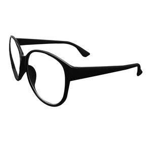 0bc7eb09e1 gafas lentes oftalmicos unisexo 360DSC-Negro brillante