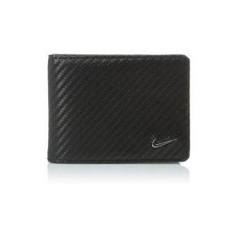 Cuero Billetera Nike Compra De Carbono Billfold Fibra Negro Y wCtUUfqd