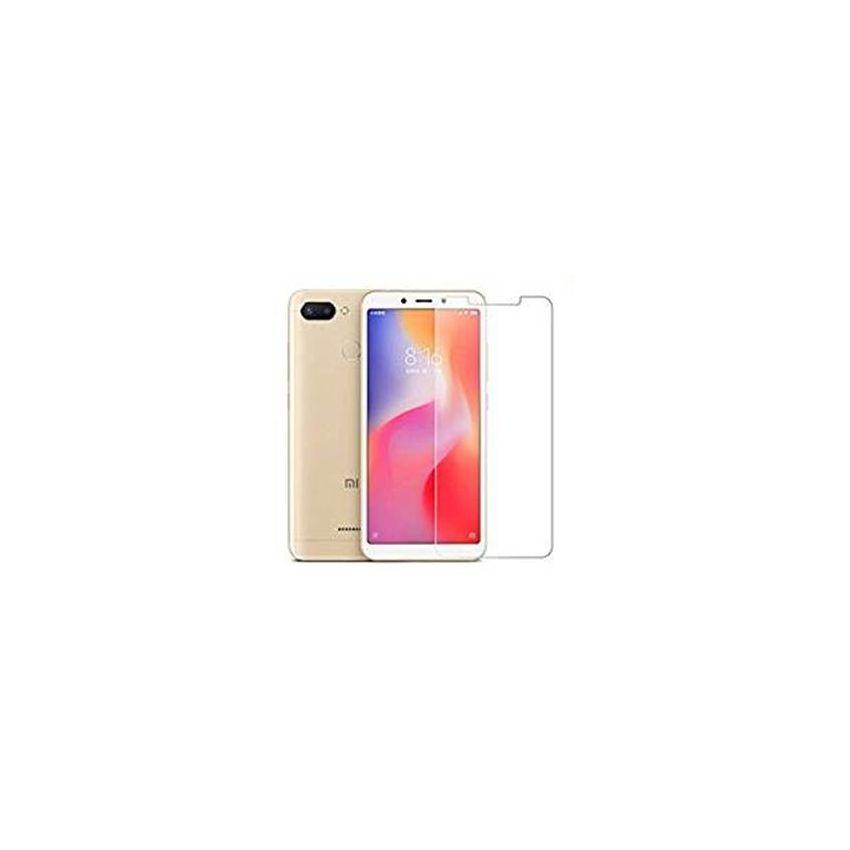 Celular Xiaomi Redmi 6 64Gb 4gB Dual Cámara Dorado + Vidrio