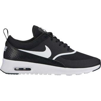Zapatos Running Mujer Nike Air Max Thea Negro