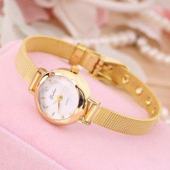 Relojes delgados para mujer