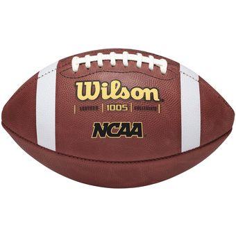 61805901c0489 Compra Balón TDS 1001 NCAA Futbol Americano Piel Wilson online ...