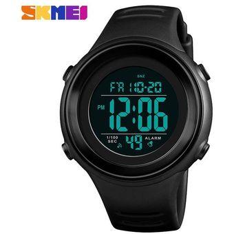 d89da84b0b7e Compra Cuenta Atrás Impermeable Para Hombre Reloj LED Digital-Negro ...