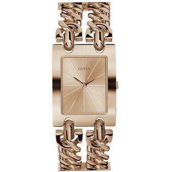 b97b8cb6c76c Compra Reloj Guess MOD HEAVY METAL W1117L3 - Dama Oro Rosa online ...