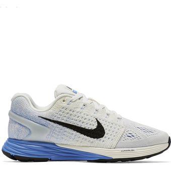 best website e9624 acb75 Agotado Zapatos Running Mujer Nike Lunarglide 7-Blanco