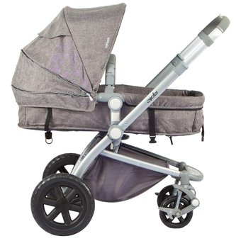 78c1a125e Compra Coche Travel System Epic 3G Night Purple Infanti online ...
