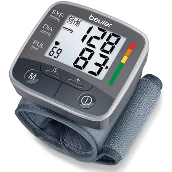 Tensiometro Digital De Muñeca Beurer Bc32 Automatico Memoria