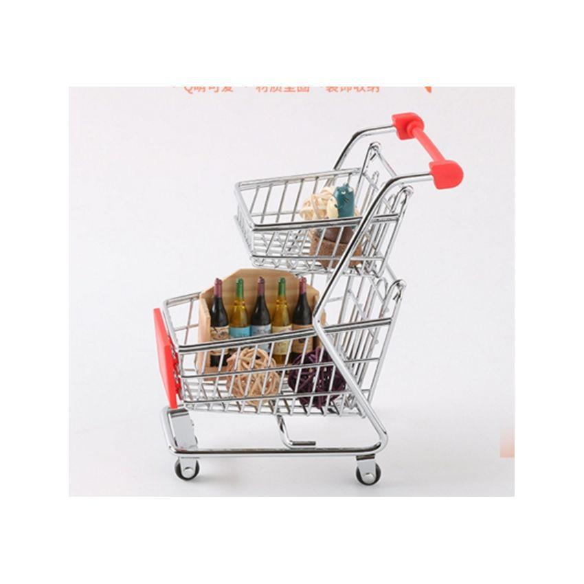 1 X Mini carro de la compra de metal Los niños fingen juguete OE599TB1BIXIPLMX FAoy5b73 FAoy5b73 YJb9uXGO