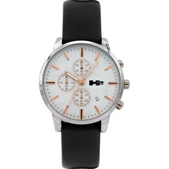 H2 4411 Unisex Wh2 Negro Reloj Hummer EDIHWY92