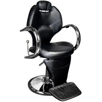 fa2b937a7 Sillon silla Barbero barberia peluqueria estetica Hidráulico Nuevo Modelo  Estilista Estétic