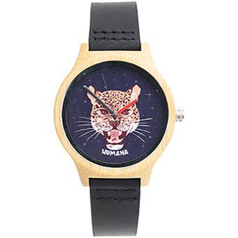 Reloj Jaguar Negro Humana