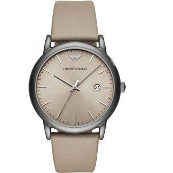 9210d5aebb2b Compra Reloj Emporio Armani Caballero Luigi AR11116 - Café claro ...