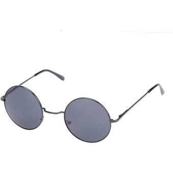 b682f24cba Compra Gafas de Sol Retro Redondas Unisex - Negro online | Linio Chile