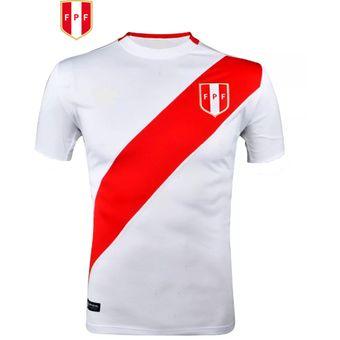00231fce550cb Compra Camiseta Oficial FPF - Peru 2018 - Hombre online
