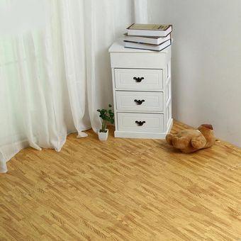 8db94bae770 Compra Alfombra piso goma Eva Tatami color madera online