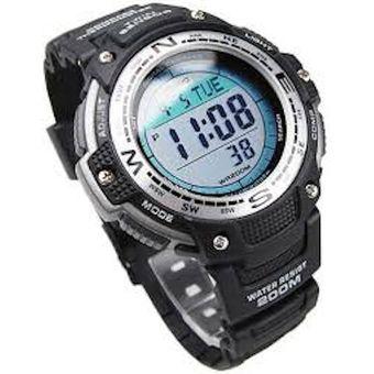 a7c72932e737 Compra Reloj Casio Sgw100 Sport Brujula Termometro Alarma 200m-Negro ...
