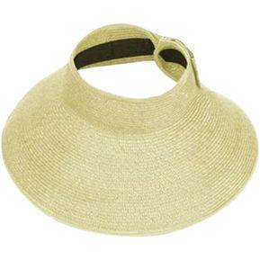 ER Señoras De Las Mujeres Del Verano Sun Beach Plegable Rueda Para Arriba  El Sombrero Del e0e9b38c707