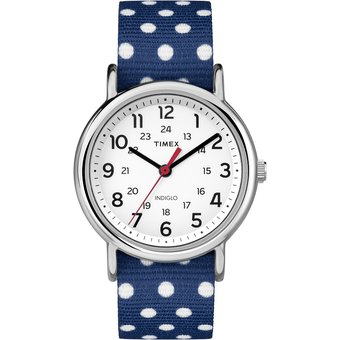 eb5f89c871cd Compra Reloj Timex Mod. TW2P66000 Week 38 Dama Reversible Marino ...