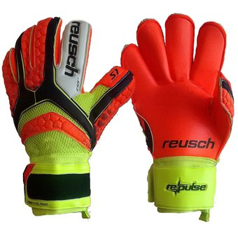 77f048698813c Compra Guantes Arquero Reusch Re pulse Prime Roll Finger S1 Repulse ...