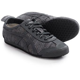 Compra Zapatos Deportivos Mexico 66 Para Mujer Onitsuka Tiger-Gris ... 57cfbac5b421e