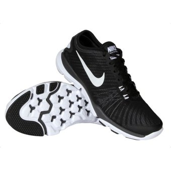 Zapatos negros Nike Flex para mujer fECGf