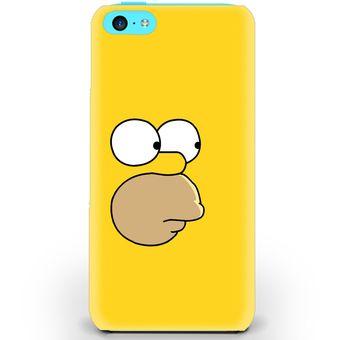 25f7a188a8c Compra Carcasa para IPhone 5C Simpsons Homero Amarillo online ...
