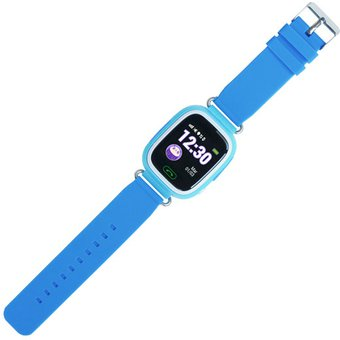 Para estrenar ea967 eb777 Reloj celular/GPS MOMO para Niños-Azul
