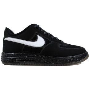 free shipping 49b47 110cc Zapatos de hombre Nike Lunar Force 1 Fuse 555027-010 Negro