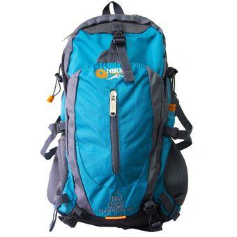 fecha de lanzamiento: 1d72d ee10c Mochila NIKKO 40 Litros Trekking Camping Senderismo