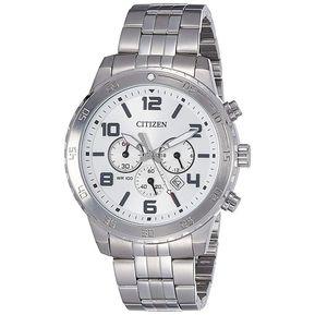4109445592a2 Reloj Citizen AN8130-53A Para Caballero - Plateado