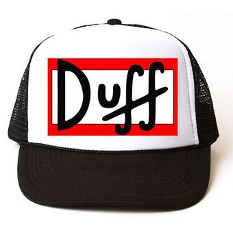 Compra Gorra Personalizada Duff - Negra Adulto online  a274d30cf2b