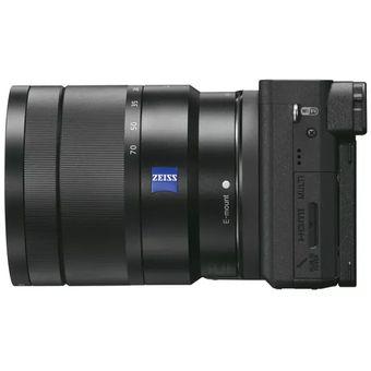 2049b72007 Compra Cámara SONY a6500 Lente 18-135 mm premium con montura E APS-C ...