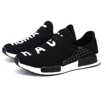 Verano Zapatillas Deportivas De Moda Para Hombre Zapatos Informales Con Cordones Para Hombre Zapatillas Transpirables Para Caminar Para Hombre Tallas Grandes 13 Black Linio Peru Un055fa0w73ezlpe