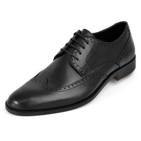 4c03e67f Zapatos Brantano Para Caballero Vestir - Tb8914 Negro