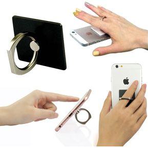Anillo Soporte Para Celular O Tablet Retsam Market - Negro