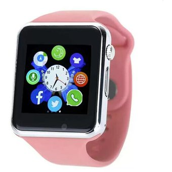 49b9279e0 A1 W8 Reloj Inteligente Bluetooth Impermeable Teléfono GSM Para Android  Samsung IPhone Moda / Smart Watch