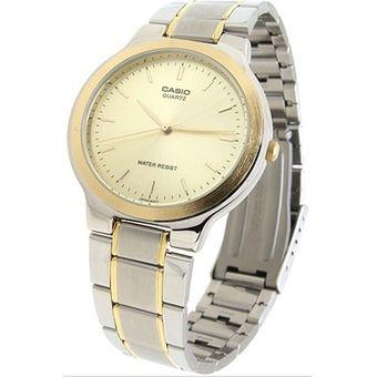 Compra Reloj Casio Para Hombre MTP-1131g 9a Análogo Bicolor De Acero ... 292adc3ee4c1