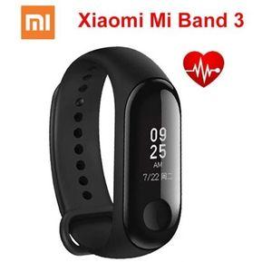 d9c72601531d Pulsera Reloj Inteligente Xiaomi Mi Band 3 - Negra