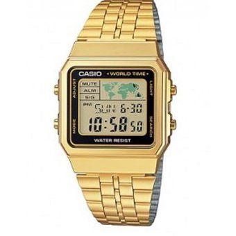 3b6608301772 Compra Reloj Casio A-500WGA-1D-Dorado online