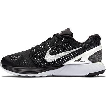 newest dc7f8 fa684 ... ireland agotado zapatos training mujer nike lunarglide 7 negro 152b6  85b6c
