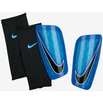 8a0a075d07e48 Compra Canilleras Nike Mercurial Lite-Azul online