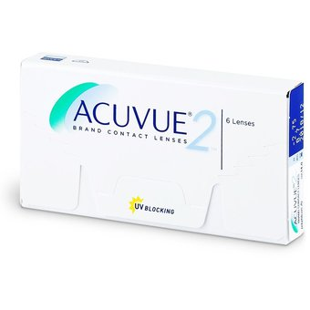 Compra Lentes De Contacto Acuvue 2 -1.25 Miopia Mensual online ... 8896158947