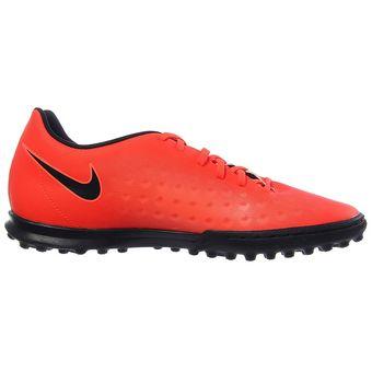 the best attitude dc868 006cc Agotado Zapatos Fútbol Hombre Nike MagistaX Ola II TF -Naranja