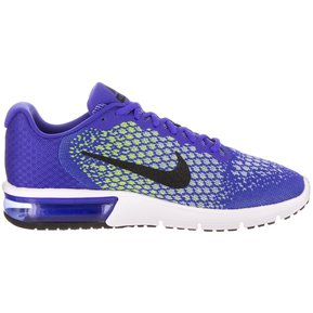 finest selection e48a9 7a174 Zapatos Running Hombre Nike Air Max Sequent 2-Azul